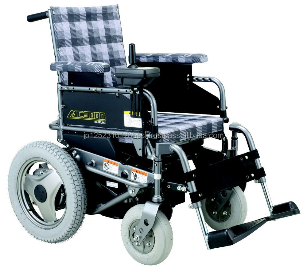 Excellent quality carefully inspected secondhand electric walker in good condition