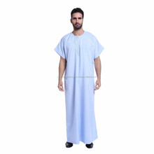 Polyester/cotton mens kaftan/Cheap polyester/cotton men's kaftan