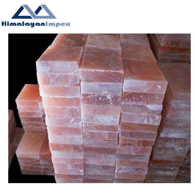 10X PURE HIMALAYAN CRYSTAL SALT BRICKS IN PINK COLOUR
