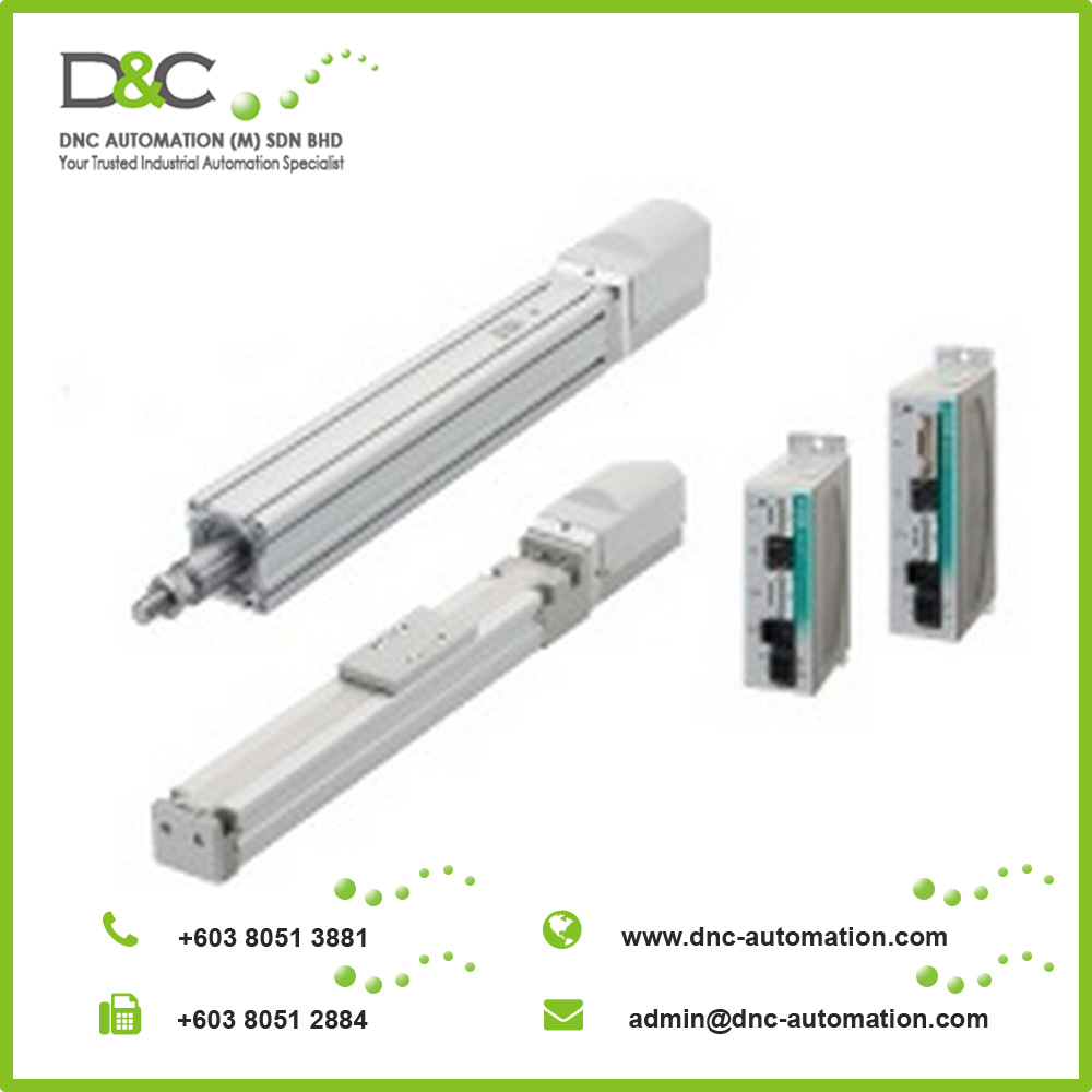 DNC Automation Hot Selling Electric Actuator ERL2/ESD2