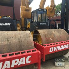 Sweden Original paint and engine Dynapac CA251D used road roller for sale