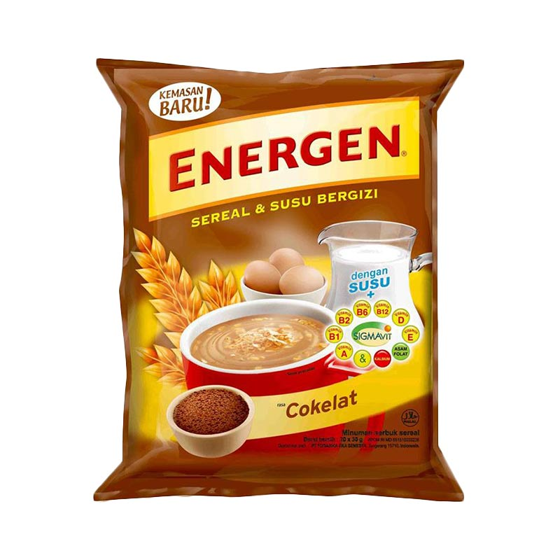 Energen For Daily Energy Needs