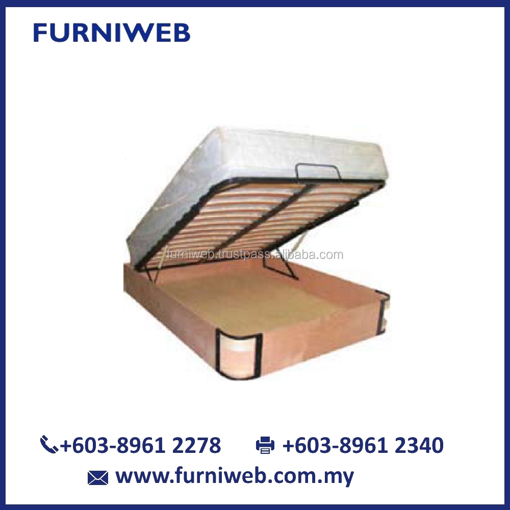 Bed Frame Metal for King & Queen Size