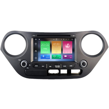 Hifimax Android 8.0 Touch Screen Car Radio GPS For Hyundai I10 (2014-2015) Car Audio DVD Player With 4G RAM 32G Flash