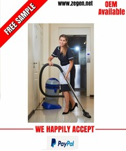 Hotel cleaning staff dress manufacturer