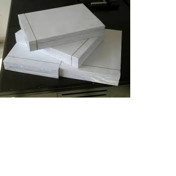 Puer white Double A A4 size copy copier paper 80 gsm from Thailand