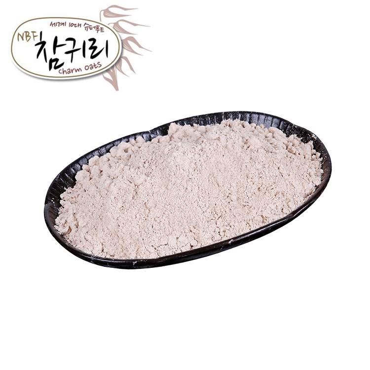 High quality cheap custom instant flakes hot cereal Roasted oats flour