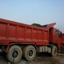 Volvo dump truck 6*4 used heavy volvo dump truck with 10 tyres