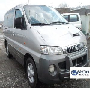 Used car Hyundai Starex Hyundai H1 From South Korea