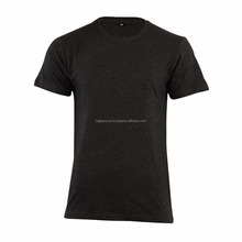 100% Cotton Dri Fit O-Neck Plain Tshirt for Men