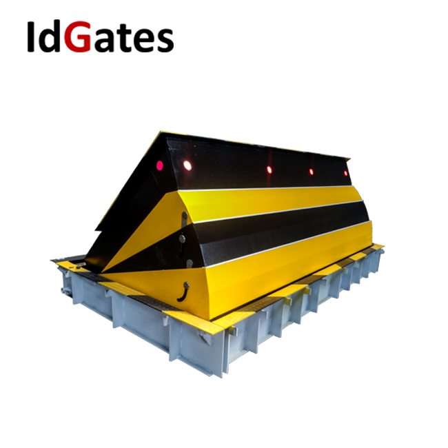 IdGates High Security Anti-Ram Road Blocker Road Safety Barrier
