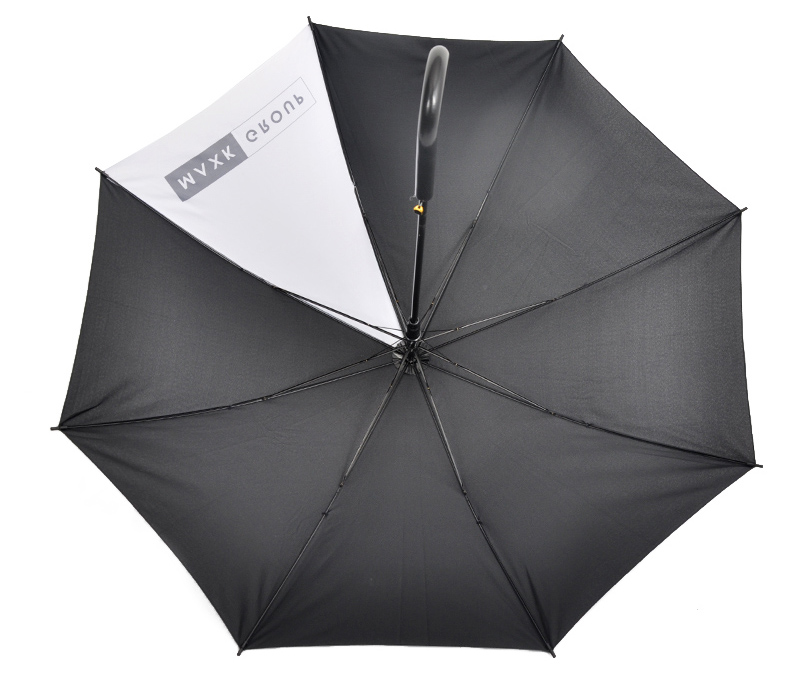 S23-03custom printed promotion umbrellas with logo prints