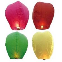 Flying Paper Biodegradable Chinese Sky Lantern