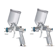 400ml Aluminum Anest Iwata Paint Spray Gun with Cup from Japan