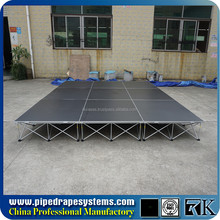 RK professional stage equipment, wedding stage