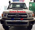 4x4 AMBULANCE TOYOTA LAND CRUISER UAE