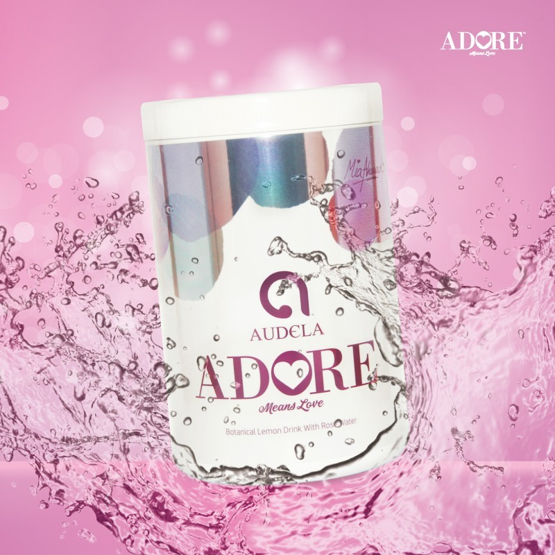 Adore Health Product Rose Water Slimming Detox Whitening