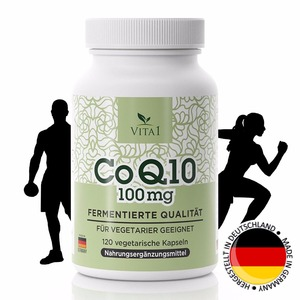VITA1 100mg Germany Coenzyme Q10 Capsules For Health Care