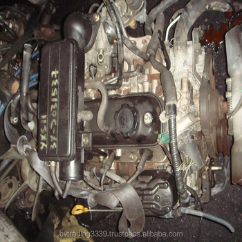 USED JAPANESE CAR GASOLINE ENGINE TOY 3Y FS 5SP (LPG)