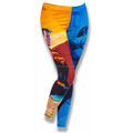 Yoga ladies pant custom design, sports tights, lycra gym pant