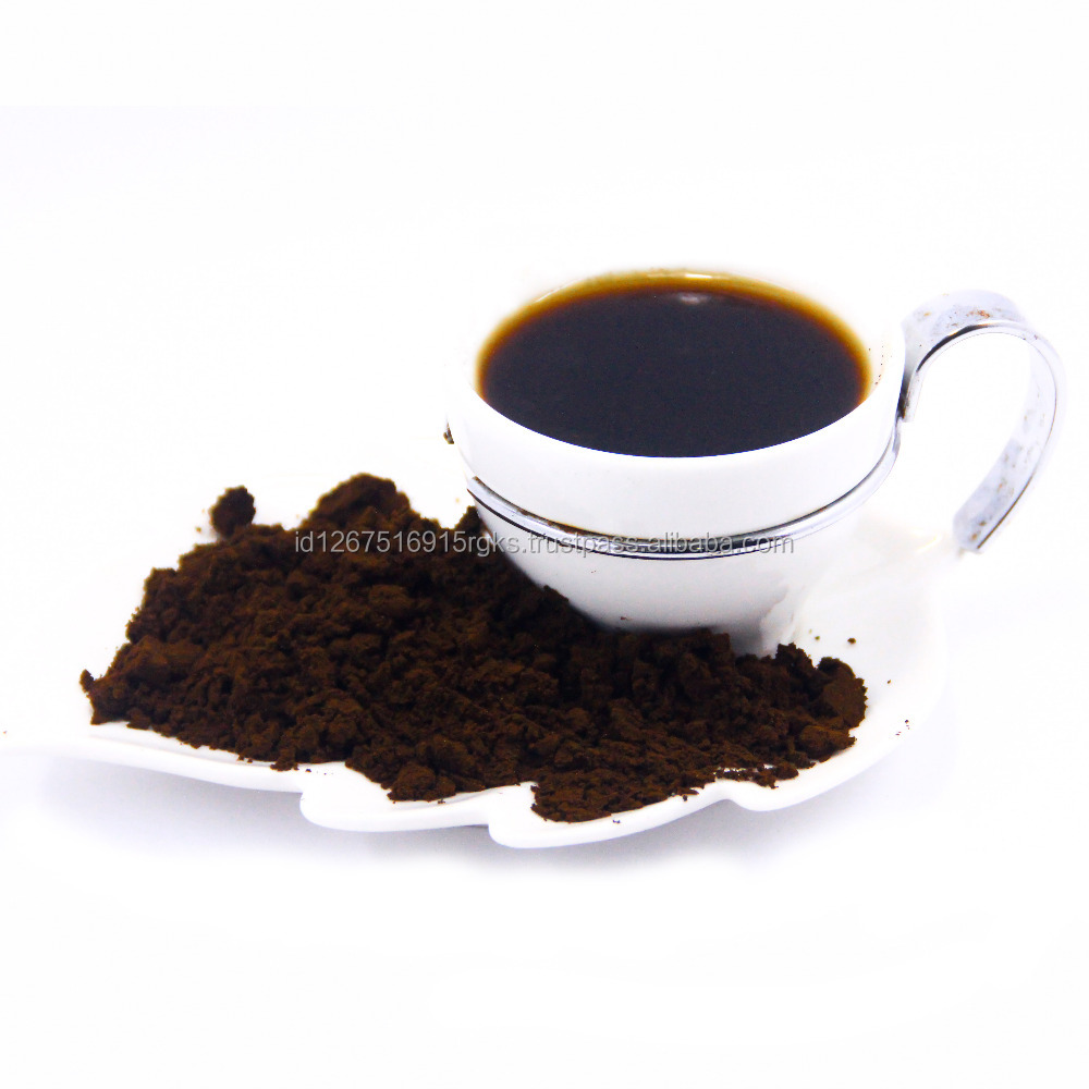 Premium Quality Instant Coffee Powder From Indonesia