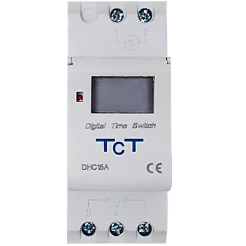 TcT 24/7 Hour Digital Time Electric Switch