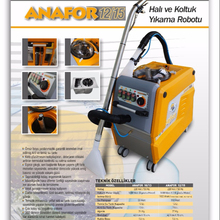 Anafor Carpet Sofa Seat Cleaner 15/18