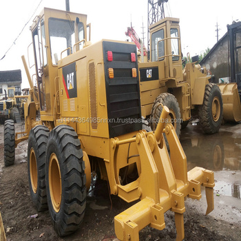 CATERPILLAR 120G 12G used motor grader Japan's original JAPAN motor grader tires for sale