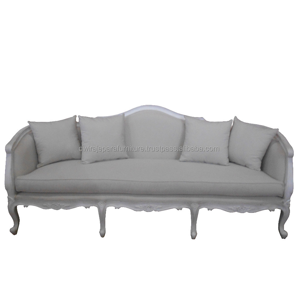 INDONESIA FURNITURE - FRENCH LIVING ROOM SOFA FURNITURE