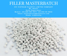 HIGH QUALITY PLASTIC FILLER MASTERBATCH FROM VIETNAM