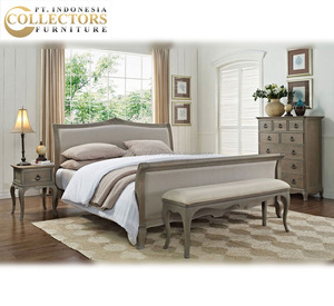 Luxury Antique French Furniture Bedroom Set Classic Furniture