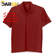 shop online Newest Brand polo shirts round neck and muscle fit for man