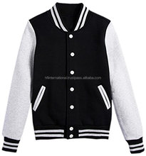 CHEAP CUSTOM WHOLE SALE KIDS GIRLS BOYS BASEBALL JACKET VARSITY STYLE PLAIN SCHOOL JACKETS