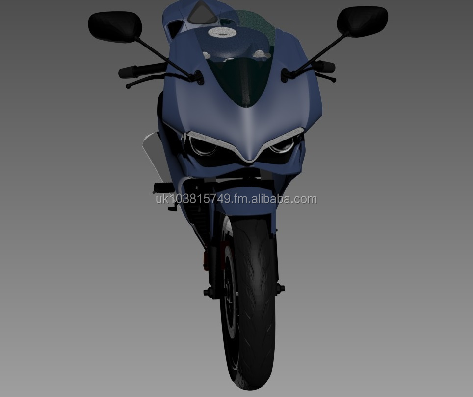 new design 2017 125cc motorcycle