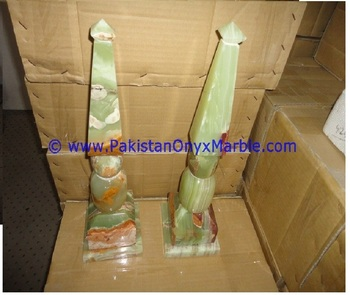 MANUFACTURER AND EXPORTERS OF ONYX OBELISKS HANDICRAFTS