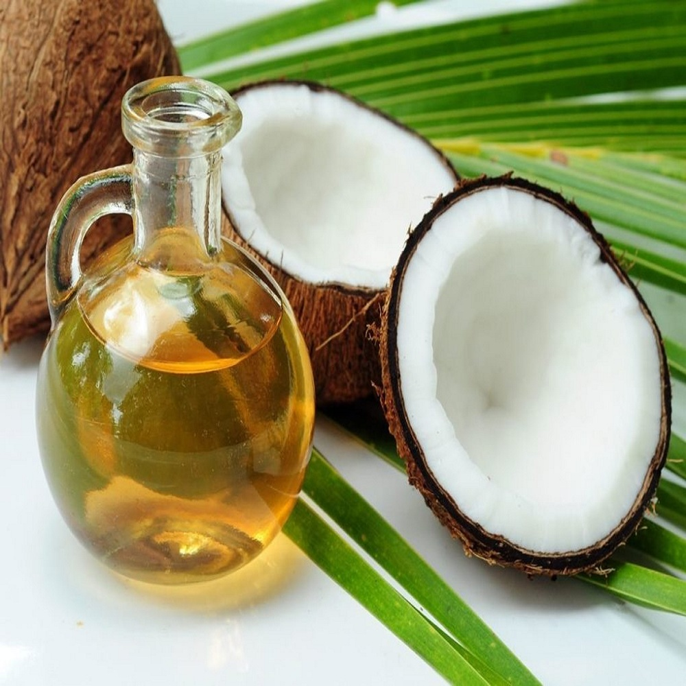 2017 Skin Care Hair Care Best Fractionated Extra Virgin Coconut Oil