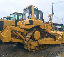 Japan orignal engine and spare parts Cheap Used Caterpillar D7R Crawler Bulldozer for sale