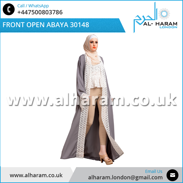 Buy Fashionable elegant Look Abaya Online at Low Rate
