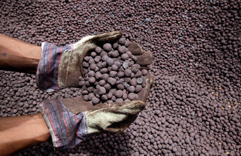 `` Iron ore SLIMES and other products of NMDC ......