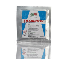 GMP, Tilmicosin phosphate + Colistin sulphate + Bromhexine HCl soluble powder for veterinary medicine/poultry/animal < ASIFAC>