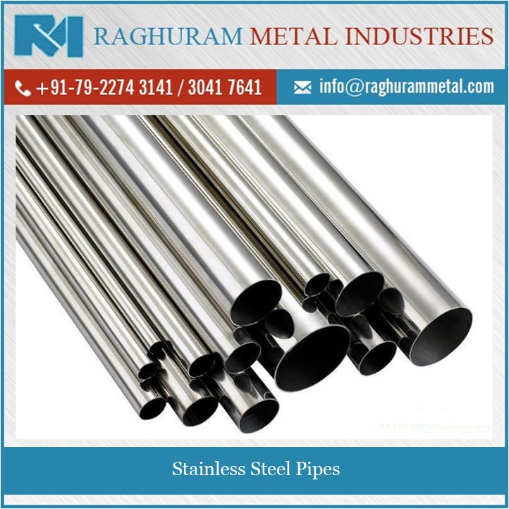 Worldwide Manufacturer of Abrasion Resistant Stainless Steel Pipe/ Tubes