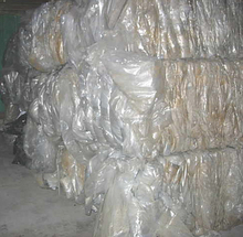 LDPE Film Grade Roll Recycled Plastic Scrap in Bales 99/1