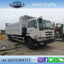 Japan high quality 20m3 forward used Nissan UD 6x4 dump truck for sale