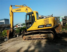 LIUGONG 225LC Used Crawle Excavator made in CHINA/Used excavator LiuGong 225