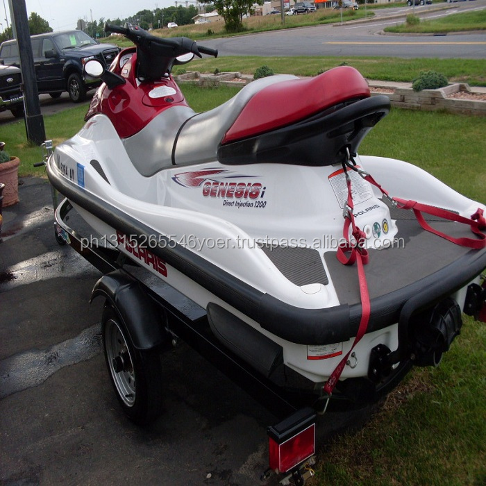 New Arrival 2014 new design Hison quads ki jet ski and atv