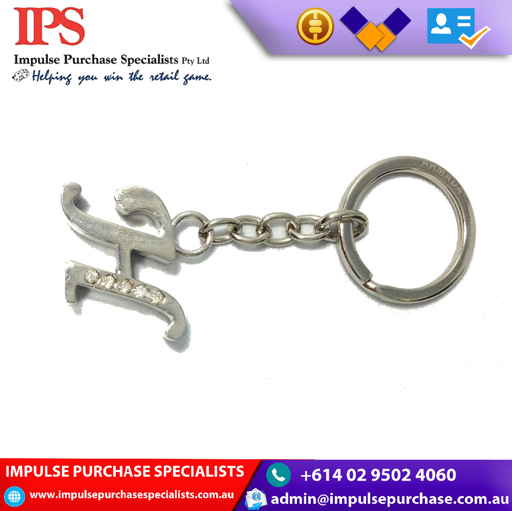 Custom Design Promotional Wholesale High quality Themed Metal Key Chain