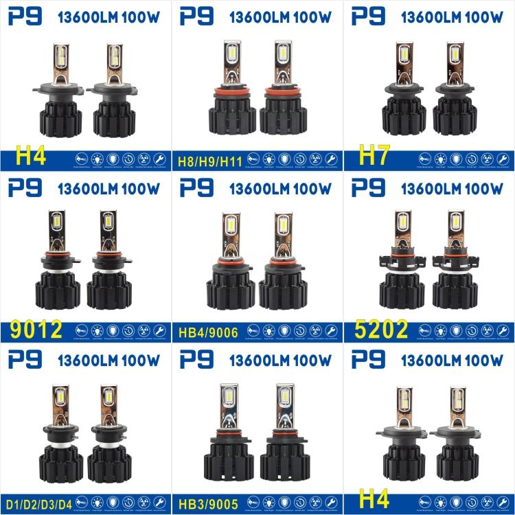 All Available P9 LED Headlight Bulbs.jpg