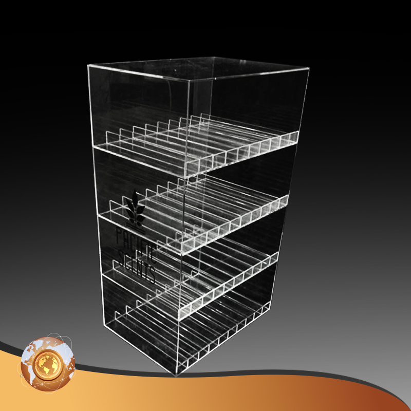 Acrylic E-liquid E-cigarette Display Case