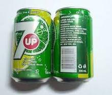 7UP SOFT DRINK 330ML CAN