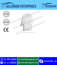 cheap disposable lab coats